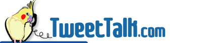 Tweet Talk Logo